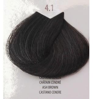 Tinta per capelli Castano Cenere 4.1 Life Color Plus 100 ML - prodotti per parrucchieri - hairevolution prodotti