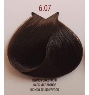 Tinta per capelli Biondo Scuro Freddo 6.07 Life Color Plus 100 ML - prodotti per parrucchieri - hairevolution prodotti