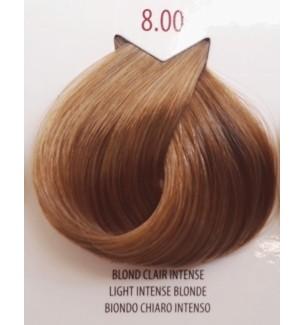 Tinta per capelli Biondo Chiaro Intenso 8.00 Life Color Plus100 ML - prodotti per parrucchieri - hairevolution prodotti