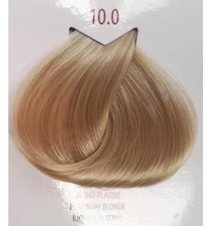 Tinta per capelli Biondo Platino 10.0 Life Color Plus 100 ML - prodotti per parrucchieri - hairevolution prodotti