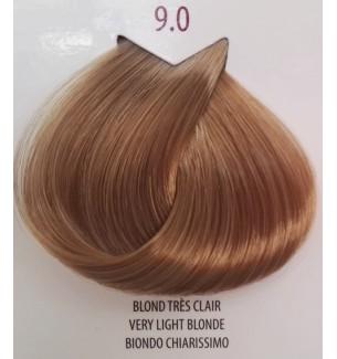 Tinta per capelli Biondo Chiarissimo 9.0 Life Color Plus 100 ML - prodotti per parrucchieri - hairevolution prodotti