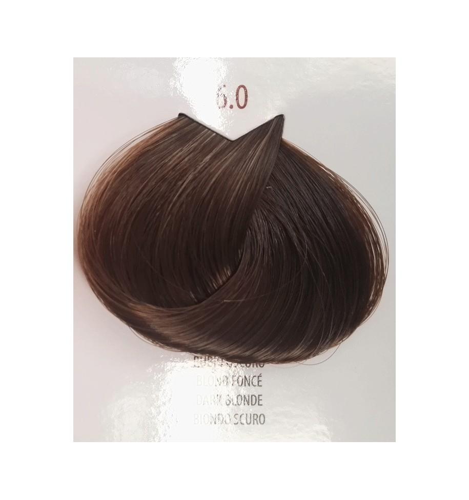 BIONDO SCURO 6.0 LIFE COLOR PLUS 100 ML - prodotti per parrucchieri - hairevolution prodotti
