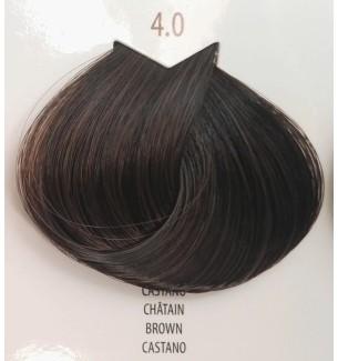 Tinta per capelli Castano 4.0 Life Color Plus 100 ML
