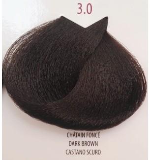 Tinta per capelli Castano Scuro 3.0 Life Color Plus 100 ML - prodotti per parrucchieri - hairevolution prodotti