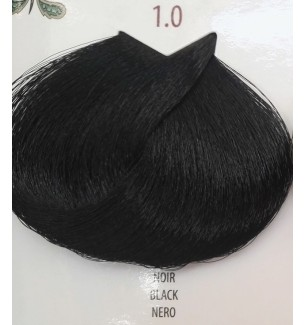 Tinta per capelli Nero 1.0 Life Color Plus 100 ML - prodotti per parrucchieri - hairevolution prodotti