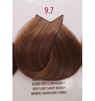 BIONDO CHIARISSIMO SABBIA 9.7 LIFE COLOR PLUS 100 ML - prodotti per parrucchieri - hairevolution prodotti