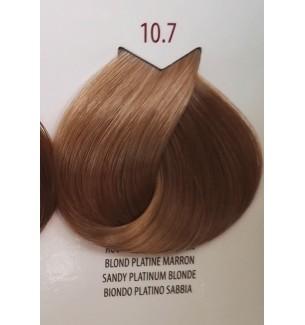 Tinta Biondo Platino Sabbia 10.7 Life Color Plus 100 ML - prodotti per parrucchieri - hairevolution prodotti