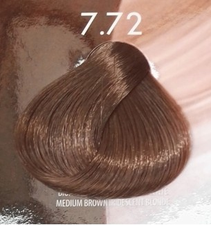 Tinta Biondo Medio Sabbia Iridescente 7.72 Life Color Plus Mineral 100 ML - prodotti per parrucchieri - hairevolution prodotti