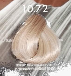 Tinta Biondo Platino Sabbia Iridiscente 10.72 Life Color Plus Mineral 100ml - prodotti per parrucchieri - hairevolution prodotti