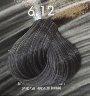 Tinta Biondo Scuro Cenere Iridescente 6.12 Life Color Plus Mineral 100 ML - prodotti per parrucchieri - hairevolution prodotti