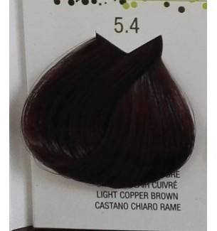 Tinta per capelli Castano Chiaro Rame 5.4 B.Life Color - prodotti per parrucchieri - hairevolution prodotti