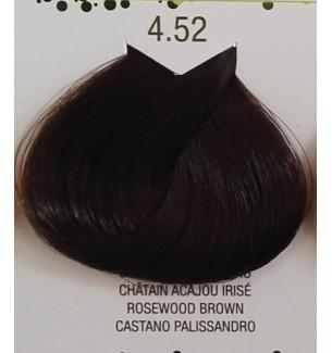 Tinta senza ammoniaca colore Castano Palissandro 4.52 B.Life Color - prodotti per parrucchieri - hairevolution prodotti