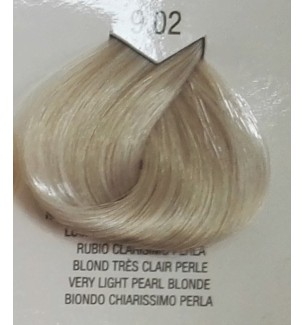 Tinta senza ammoniaca per capelli Biondo Chiarissimo Perla 9.02 B.Life Color - prodotti per parrucchieri - hairevolution prod...