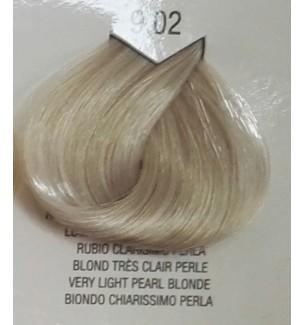 Tinta senza ammoniaca per capelli Biondo Chiarissimo Perla 9.02 B.Life Color