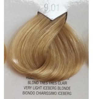 Tinta senza ammoniaca colore Biondo Chiarissimo Iceberg 9.01 B.Life Color - prodotti per parrucchieri - hairevolution prodotti