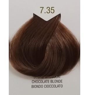 Tinta senza ammoniaca per capelli Biondo Cioccolato 7.35 B.Life Color - prodotti per parrucchieri - hairevolution prodotti