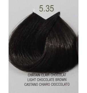 CASTANO CHIARO CIOCCOLATO 5.35 B.LIFE COLOR 100 ML - prodotti per parrucchieri - hairevolution prodotti