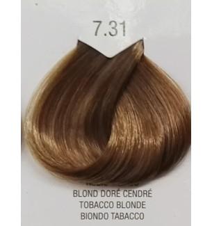 Tinta senza ammoniaca per capelli Biondo Tabacco 7.31 B.Life Color - prodotti per parrucchieri - hairevolution prodotti