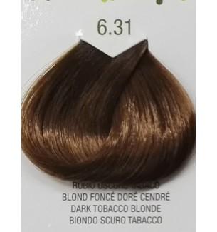 Tinta senza ammoniaca per capelli Biondo Scuro Tabacco 6.31 B.Life Color - prodotti per parrucchieri - hairevolution prodotti