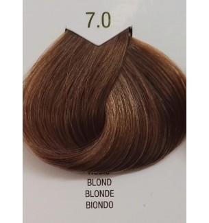 Tinta senza ammoniaca Biondo 7.0 B.Life Color 100 ml
