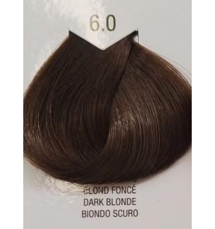 Tinta senza ammoniaca Biondo Scuro 6.0 B.Life Color 100 ml - prodotti per parrucchieri - hairevolution prodotti
