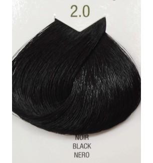 Tinta senza ammoniaca Nero 2.0 B.Life Color 100 ml - prodotti per parrucchieri - hairevolution prodotti