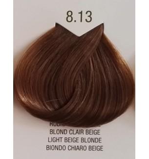 Tinta senza ammoniaca Biondo Chiaro Beige 8.13 B.Life Color 100 ML - prodotti per parrucchieri - hairevolution prodotti