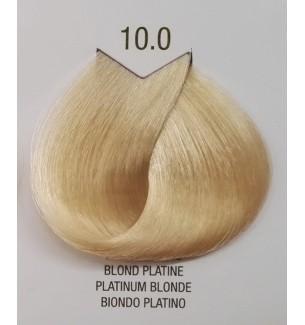 Tinta senza ammoniaca Biondo Platino 10.0 B.Life Color 100 ML - prodotti per parrucchieri - hairevolution prodotti