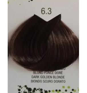 Tinta senza ammoniaca Biondo Scuro Dorato 6.3 B.Life Color 100 ML - prodotti per parrucchieri - hairevolution prodotti
