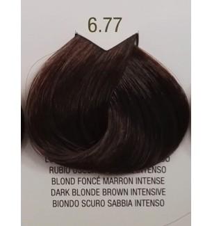 Tinta senza ammoniaca Biondo Scuro Sabbia Intenso 6.77 B.Life Color 100 ML - prodotti per parrucchieri - hairevolution prodotti