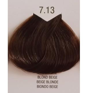 Tinta senza ammoniaca Biondo Beige 7.13 B.Life Color 100 ML - prodotti per parrucchieri - hairevolution prodotti