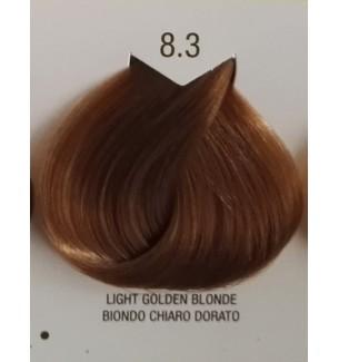 BIONDO CHIARO DORATO 8.3 B.LIFE COLOR 100 ML - prodotti per parrucchieri - hairevolution prodotti