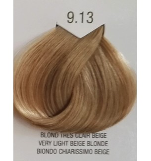 Tinta senza ammoniaca Biondo Chiarissimo Beige 9.13 B.Life Color - prodotti per parrucchieri - hairevolution prodotti