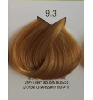 BIONDO CHIARISSIMO DORATO 9.3 B.LIFE COLOR 100 ML - prodotti per parrucchieri - hairevolution prodotti