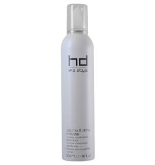 Mousse Voluminizzante Effetto Luce HD Volume & Shine 300 ml
