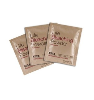 LIFE BLU BLEACHING POWDER 30 GR FARMAVITA