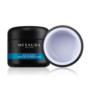 BUILDER MONO GEL EXTREME CLEAR MESAUDA - prodotti per parrucchieri - hairevolution prodotti