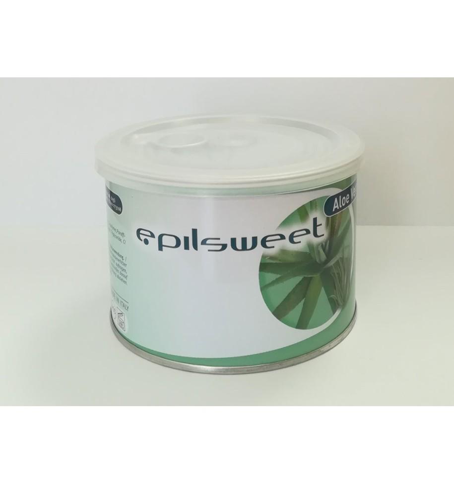 Ceretta Vaso Aloe Vera 400 ML Depilsweet - prodotti per parrucchieri - hairevolution prodotti