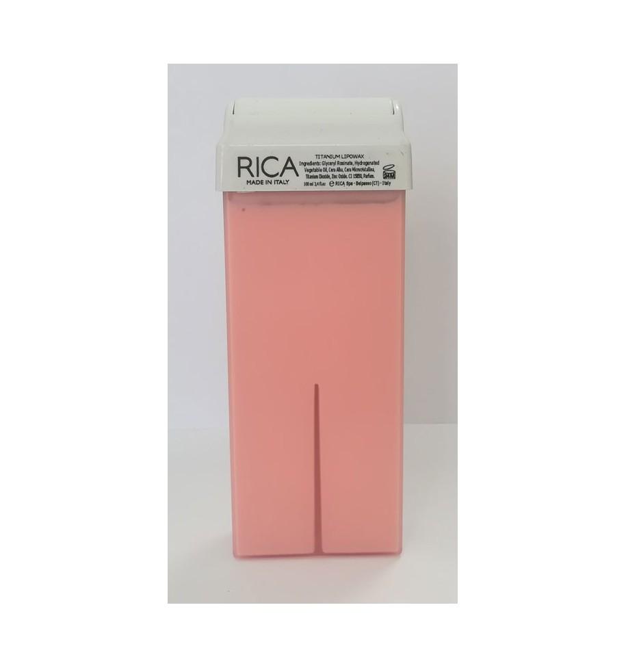 Ceretta Ricarica Rullo Titanio Rica - prodotti per parrucchieri - hairevolution prodotti