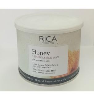 Ceretta Vaso Miele 400 ml Rica - prodotti per parrucchieri - hairevolution prodotti