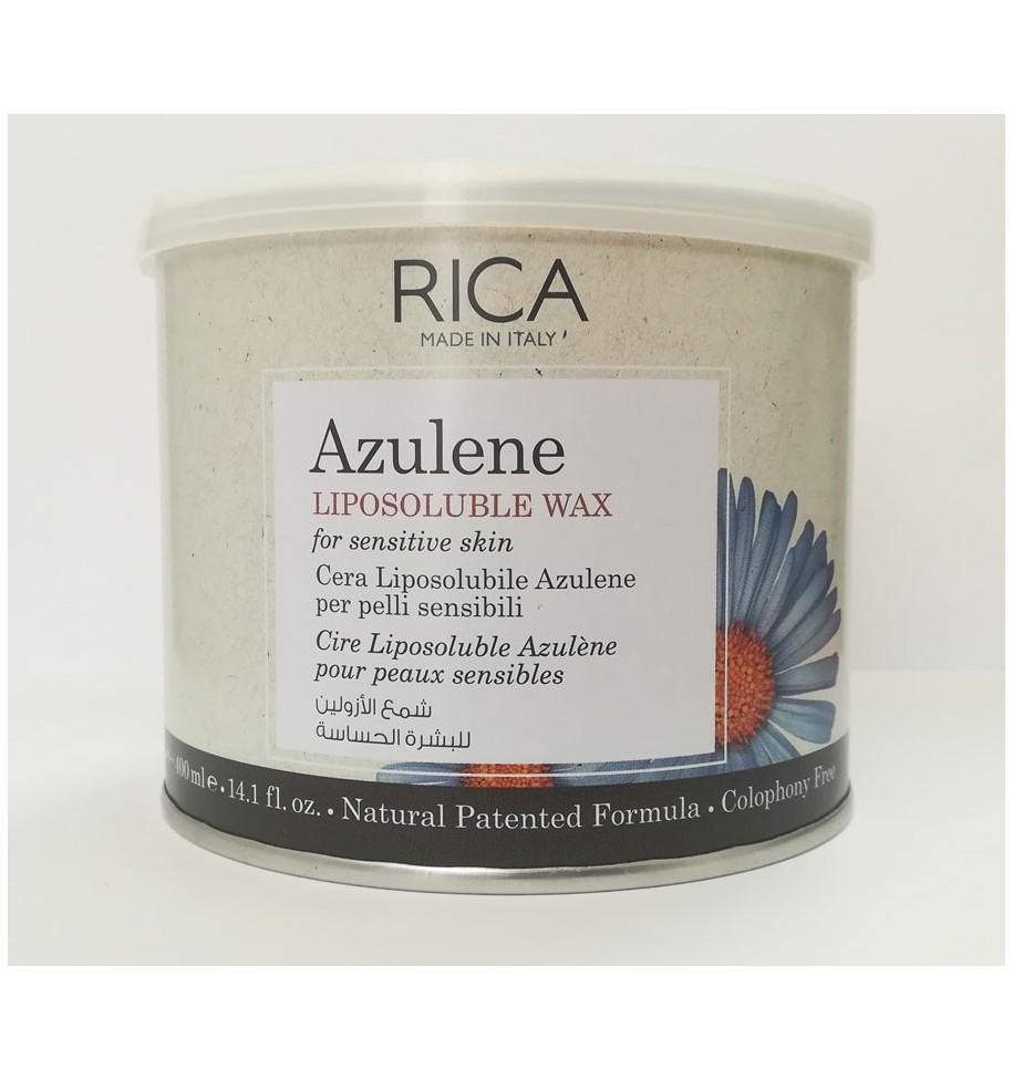 Ceretta Vaso Azulene 400ml Rica - prodotti per parrucchieri - hairevolution prodotti