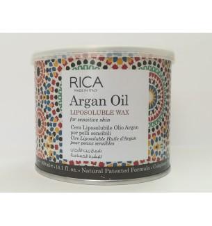 Ceretta Vaso Argan 400ml RICA - prodotti per parrucchieri - hairevolution prodotti