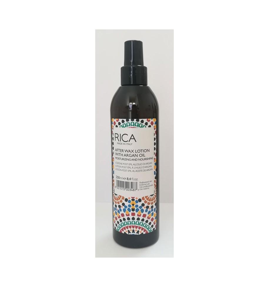 Lozione Spray Post Epilazione Argan 250ml RICA - prodotti per parrucchieri - hairevolution prodotti