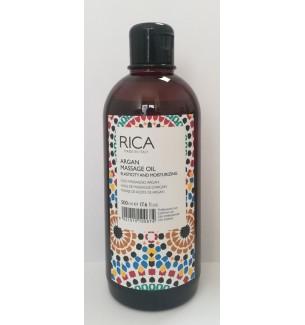 OLIO DA MASSAGGIO ARGAN 500 ML RICA - prodotti per parrucchieri - hairevolution prodotti