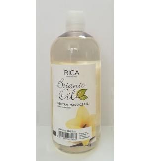 Olio da Massaggio Vaniglia 500ml Rica - prodotti per parrucchieri - hairevolution prodotti