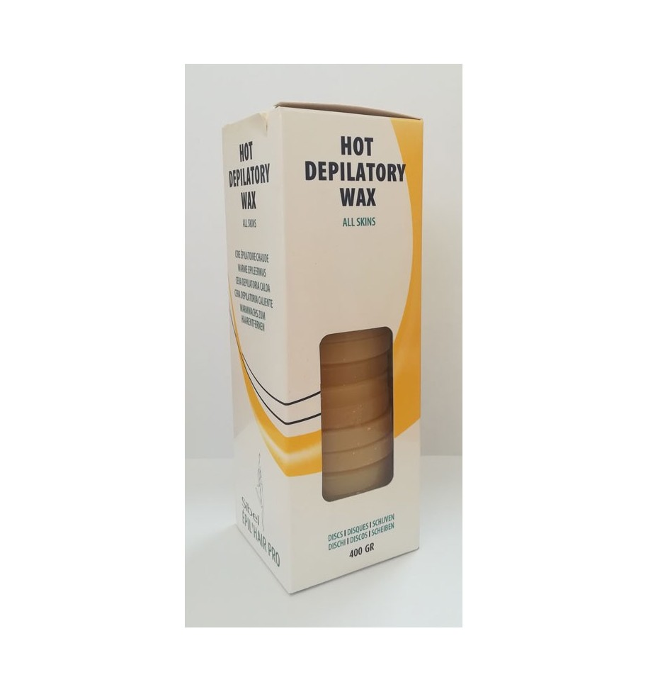 Ceretta Depilatoria a Caldo Miele 400 GR Sibel - prodotti per parrucchieri - hairevolution prodotti