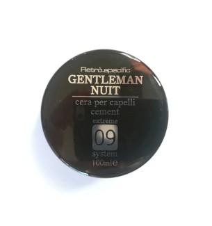 CERA GENTLEMAN NUIT CEMENT 09 RETRO' - prodotti per parrucchieri - hairevolution prodotti