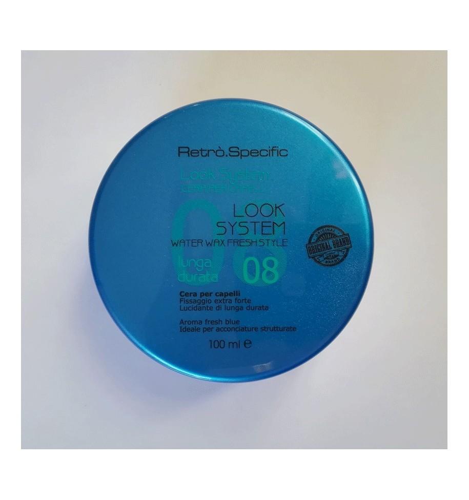 CERA LOOK SYSTEM FRESH BLU COSMAVANT 100 ML - prodotti per parrucchieri - hairevolution prodotti