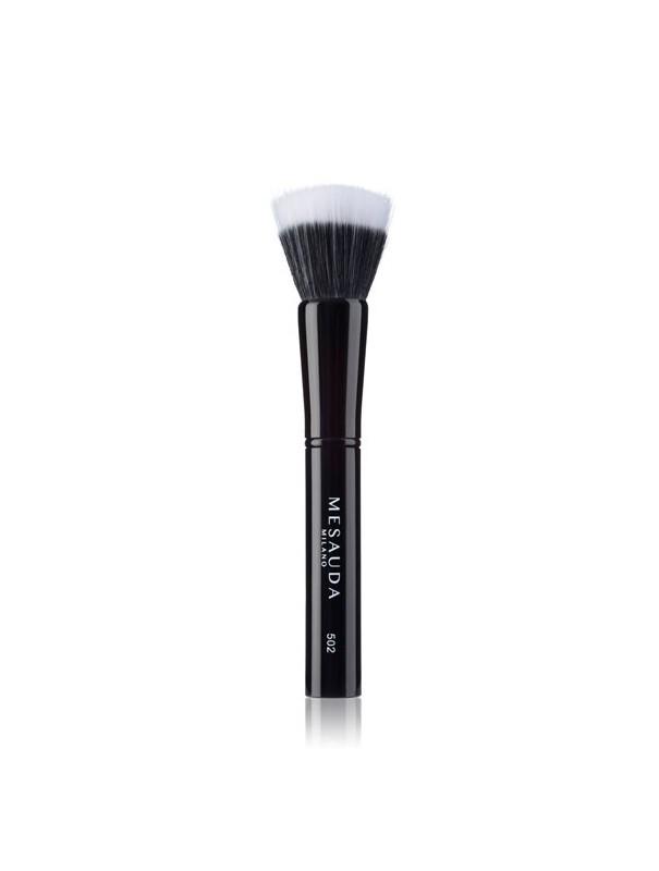Pennello Fondotinta Doppia Fibra Stippling Foundation Mesauda - prodotti per parrucchieri - hairevolution prodotti