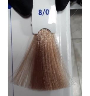 Tinta senza ammoniaca Biondo Chiaro 8/0 100 ml Bionic Inebrya Color - prodotti per parrucchieri - hairevolution prodotti